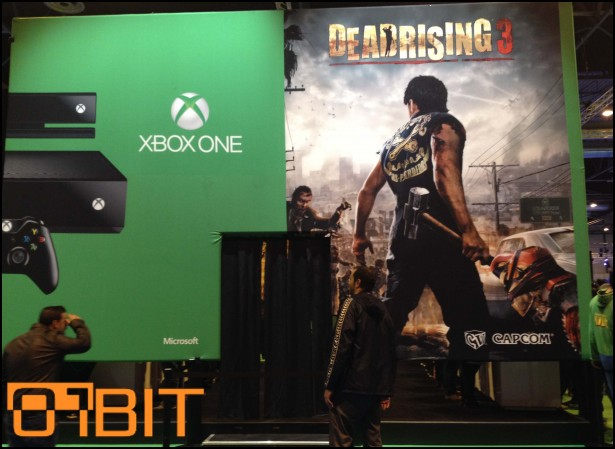 Madrid Games Week Dead rising 3