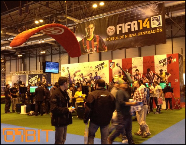 Madrid Games Week Fifa 14