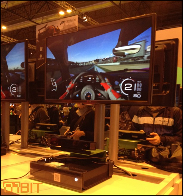 Madrid Games Week Forza Motorsport 5