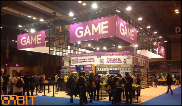 Madrid Games Week Game