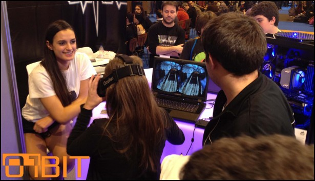 Madrid Games Week Oculus rift
