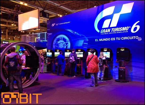 Madrid Games Week gt6